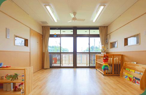 0才児室1