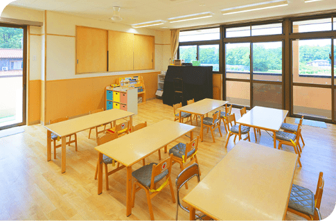5才児室2