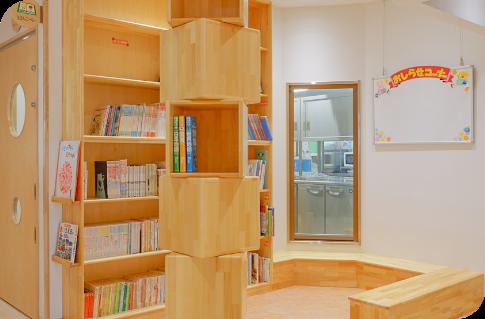 図書コーナー1